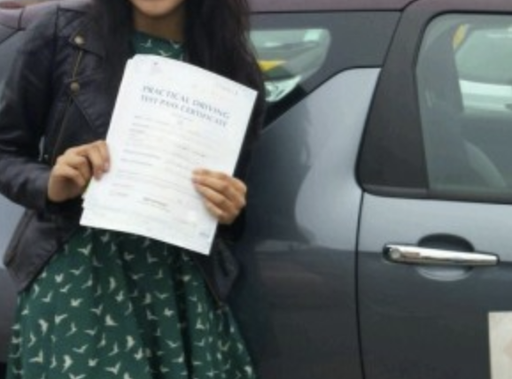 Student Passed Test